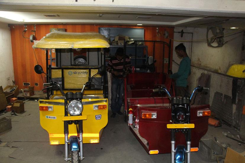 E Rickshaw | Electric Rickshaw Manufacturer in Kolkata